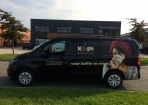 Koops Koffie Vito reclame auto