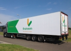 Vrachtwagen belettering Kruiveem