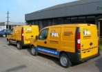 Pol diverse auto belettering