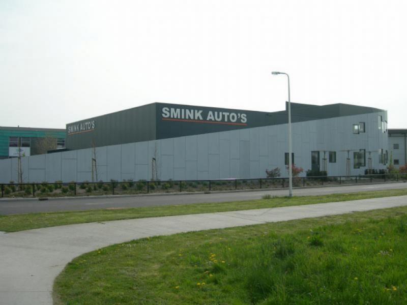 Smink auto's