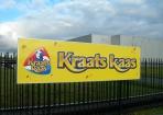 Kraats Kaas reclamebord