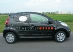 Autobedrijf Otten autobelettering