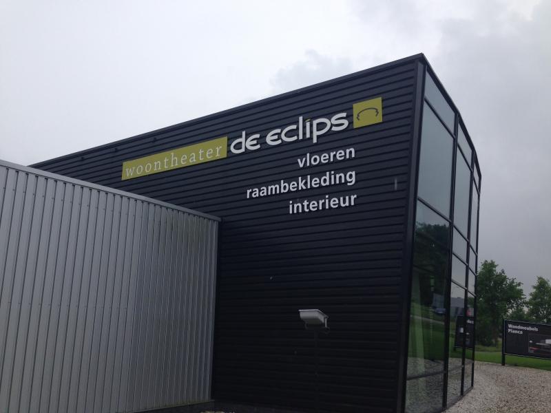 Gevelreclame De Eclips