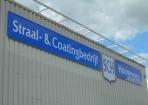 SCH coating gevelreclame