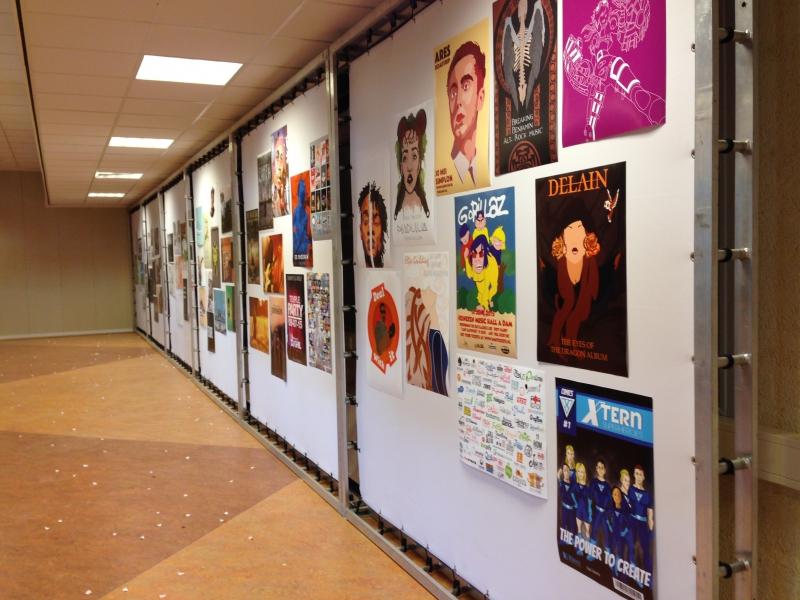 indoor spanraam school project alfa-college
