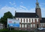 Hoogeveen Culinair Jolima spandoek Gemeente hoogeveen