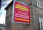 Klooster van Sinterklaas Hoogeveen spanraam op gevel