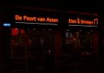 Poort van Assen lichtreclame LED