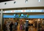 Kuci Muci Doosletter reclame met LED