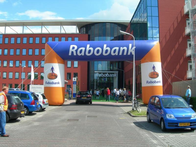 Rabobank boog