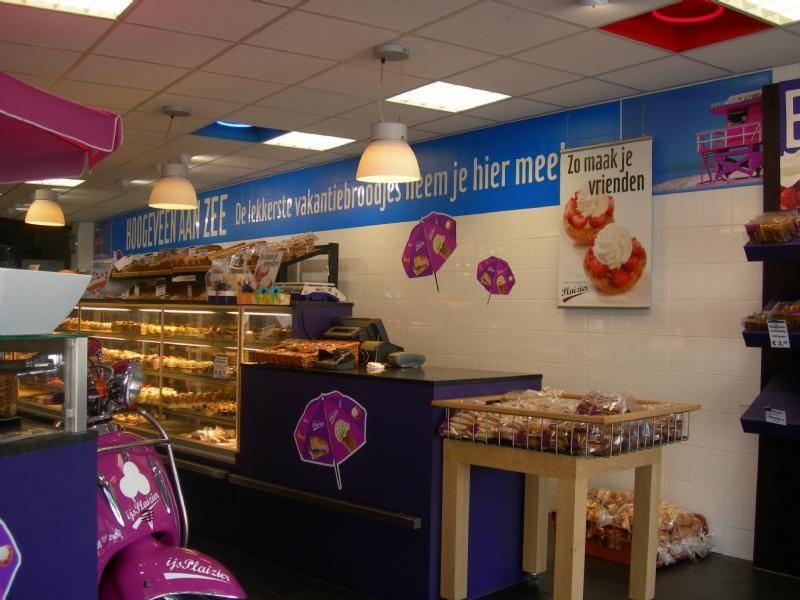 Winkel versiering thema Plaizier Hoogeveen