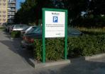 Portaal parkeerplaats Woonconcept