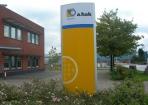 A.Hak reclame zuil
